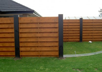 Residential fencing, Christchurch and Selwyn, Canterbury